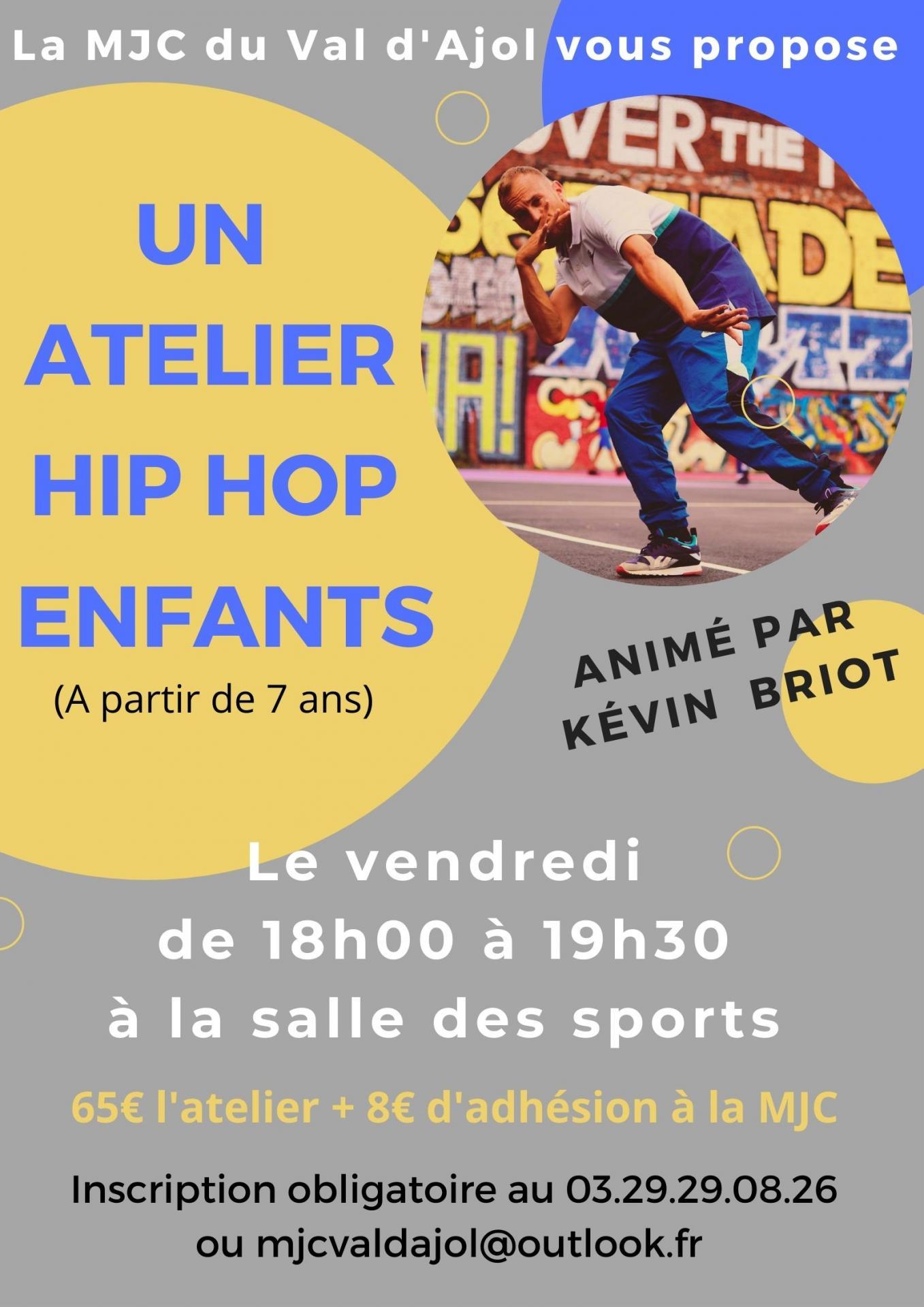 Affiche hip hop 20212022
